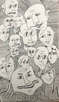A gallery of faces
