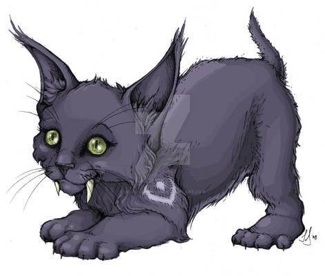 Kitten Druid