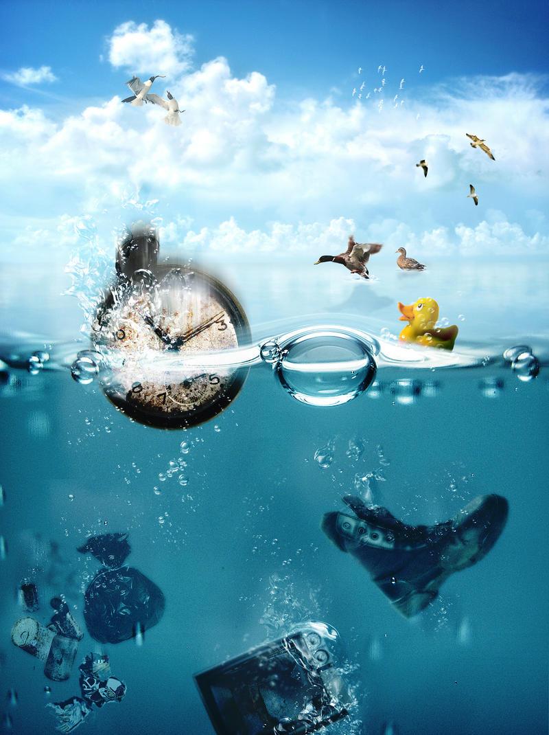 Underwater by Ocelotek