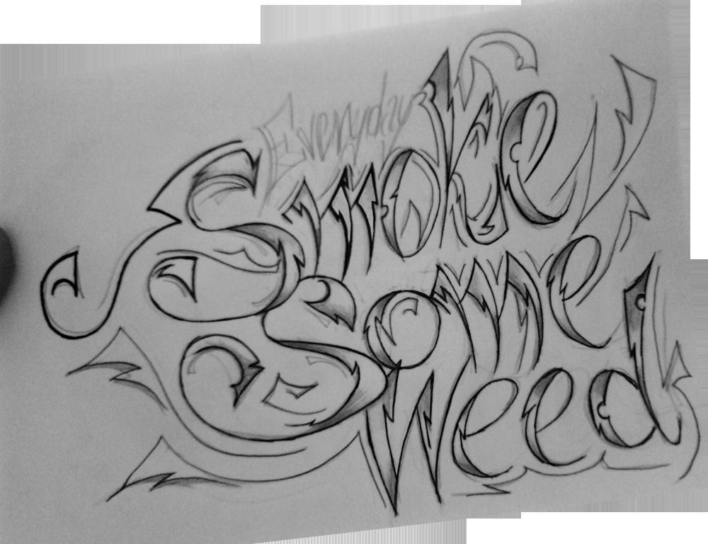 smoke some weed by ocelotek on deviantart. Black Bedroom Furniture Sets. Home Design Ideas