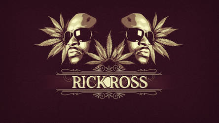 Rick Ross by Ocelotek