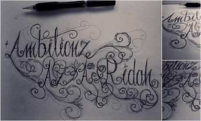 Ambitionz by Ocelotek