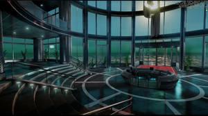 Crysis Aquarium - Fan Art v.1
