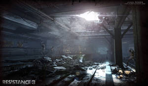 Resistance 3 Subway - (New York)