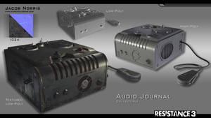 Resistance 3 - Audio Journal 1