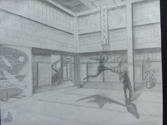 The Matrix by Jacob-3D