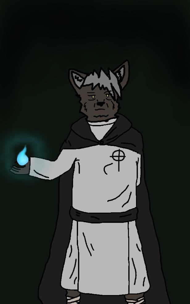 TwoKinds - Basitin Templar