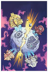 IDW Transformers: Escape Issue 01 Cover