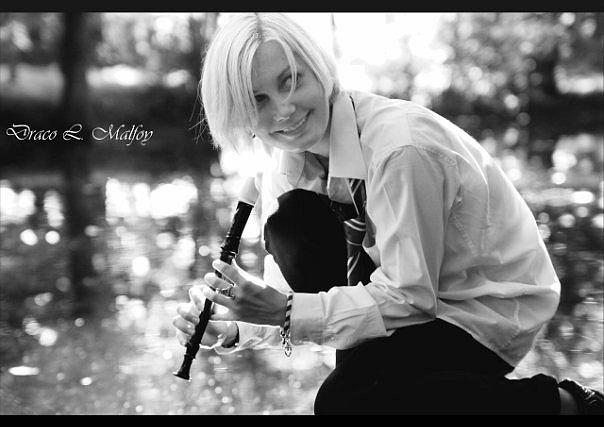 Draco L. Malfoy by RaulFaux
