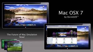 Mac OSX 7 v10.6 Snow Leopard