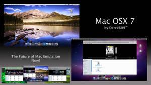 Mac OSX 7 v10.6 Update