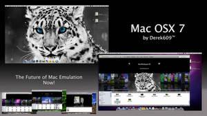 Mac OSX 7 Snow Leopard