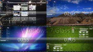 Windows 7 Glass by Derek609