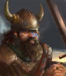 Viking speed....