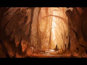 Styx by daRoz