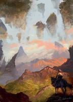 Wild West somewhere... by daRoz