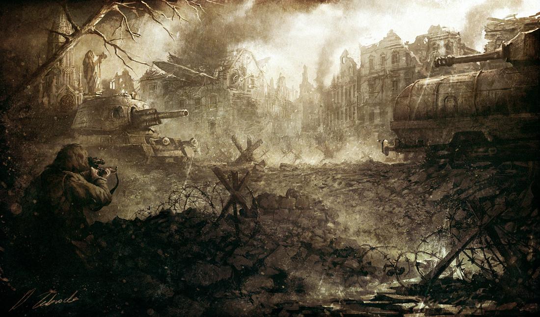 battlefield by daroz on deviantart