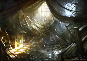 Damage Inside by darekzabrocki