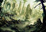 Ruined Osgiliath