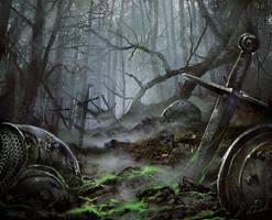 Dark Forest by daRoz