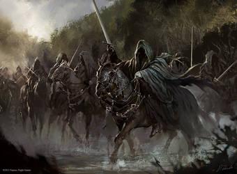 Black Riders by darekzabrocki