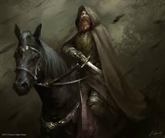 Ser Rolly Duckfield by daRoz