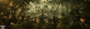 March of War Episode 2 Promo Art