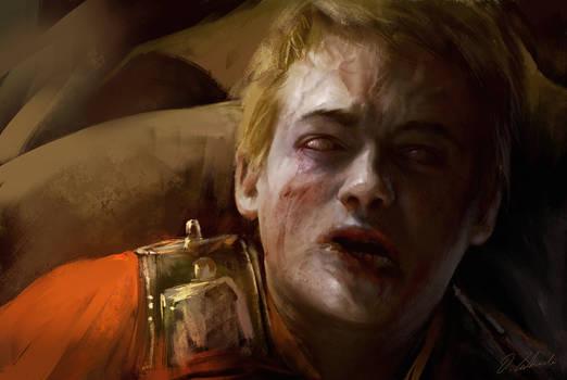 Joffrey the Zombie king