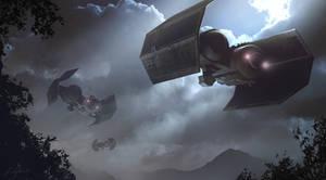 Imperial TIE Shuttles