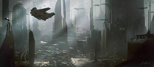 Coruscant Star Wars