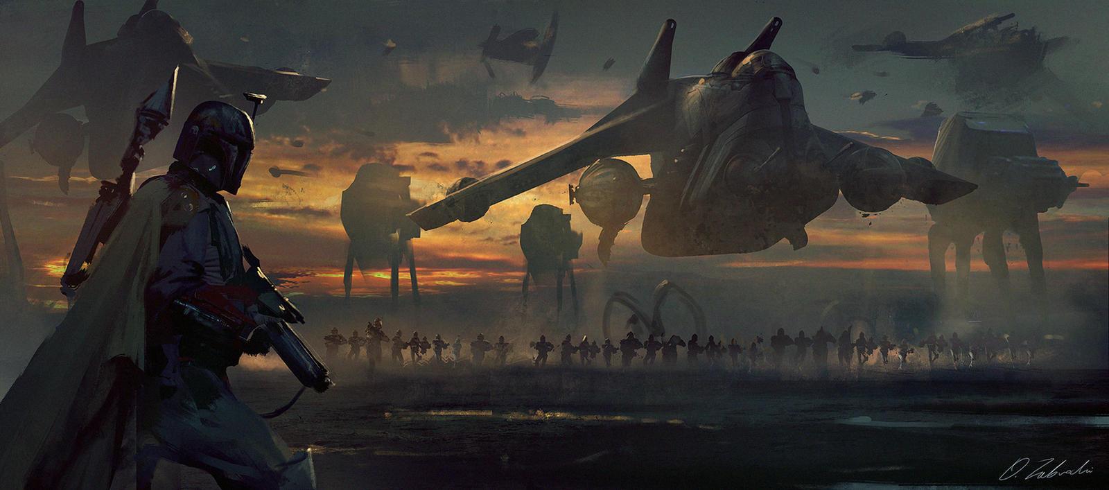 """Tolle StarWars Bilder """"Best of"""" - Seite 4 Imperial_march____by_daroz-d7h5khs"""