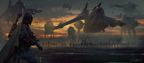 Imperial March...