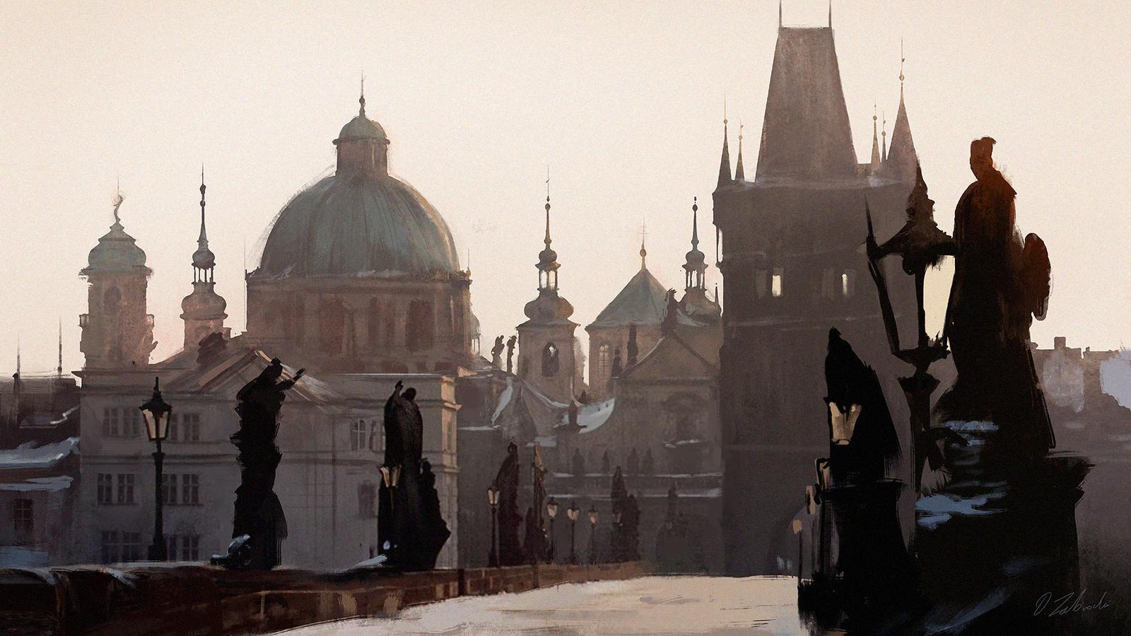 Prague #2 by daRoz