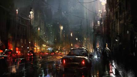 London by daRoz