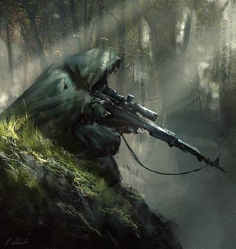 Sniper ambush by daRoz