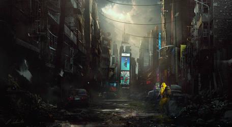 Apocalypse... by darekzabrocki