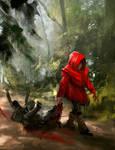 Little Red Hood (Hunter)