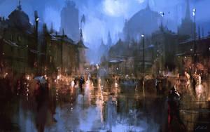 Moonlight by daRoz