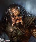 Predator's smile