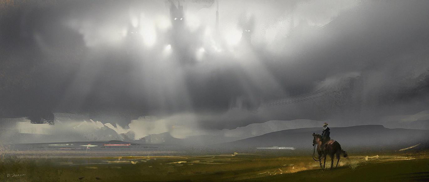 Sky Kings by daRoz