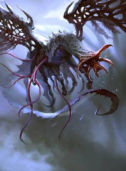 Magic: The Gathering Wretched Gryff