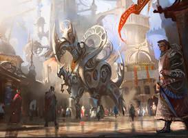 Magic: The Gathering - Prototype by daRoz