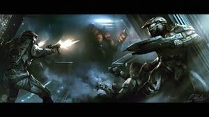 Halo Wars 2 Trailer: Escape