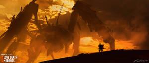 Love Death + Robots - Battlefield