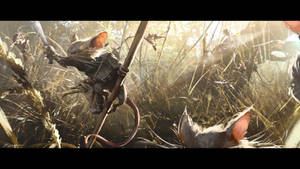 MOUSE GUARD - Harvesting
