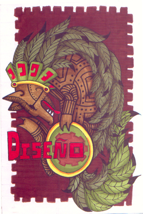 Prehispanico I by Tika-estudio