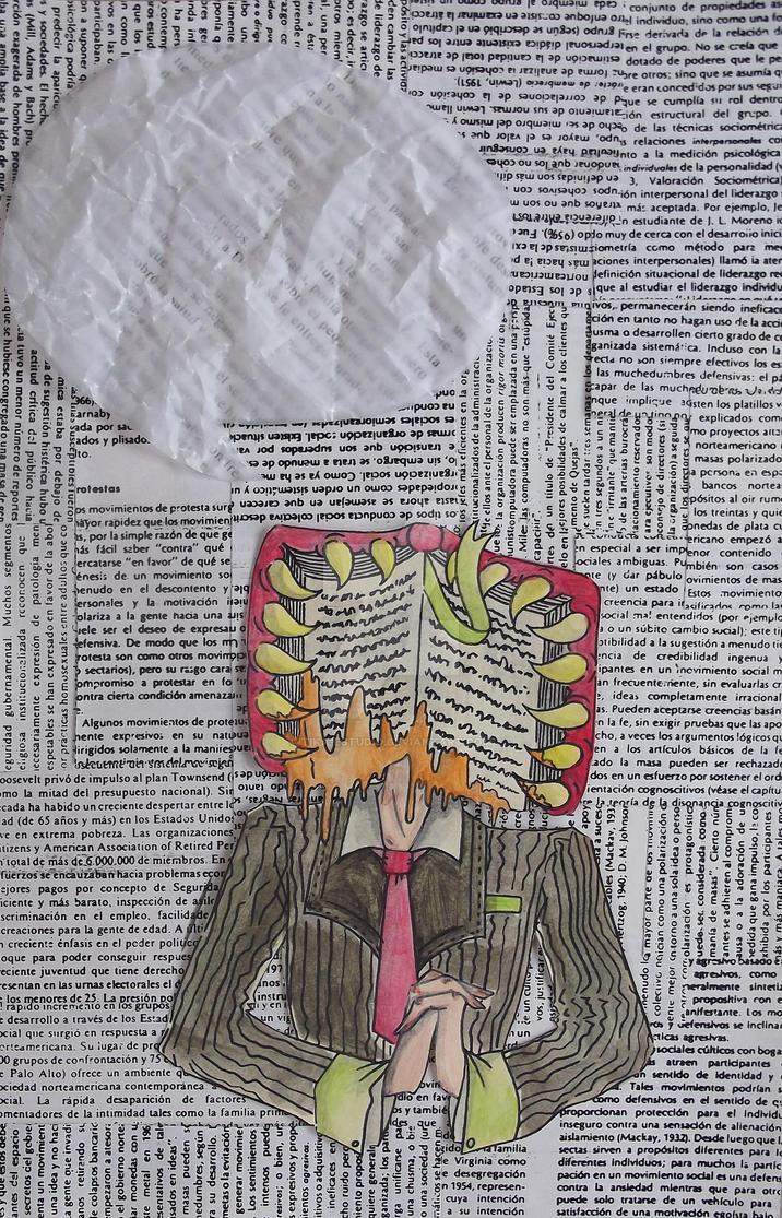 Sr. Libro by Tika-estudio