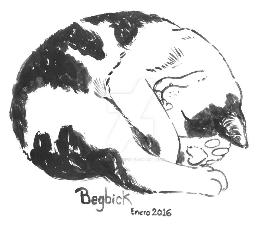 Begbick by Tika-estudio