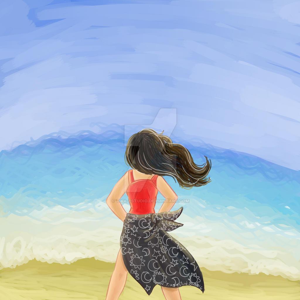 Playa by Tika-estudio