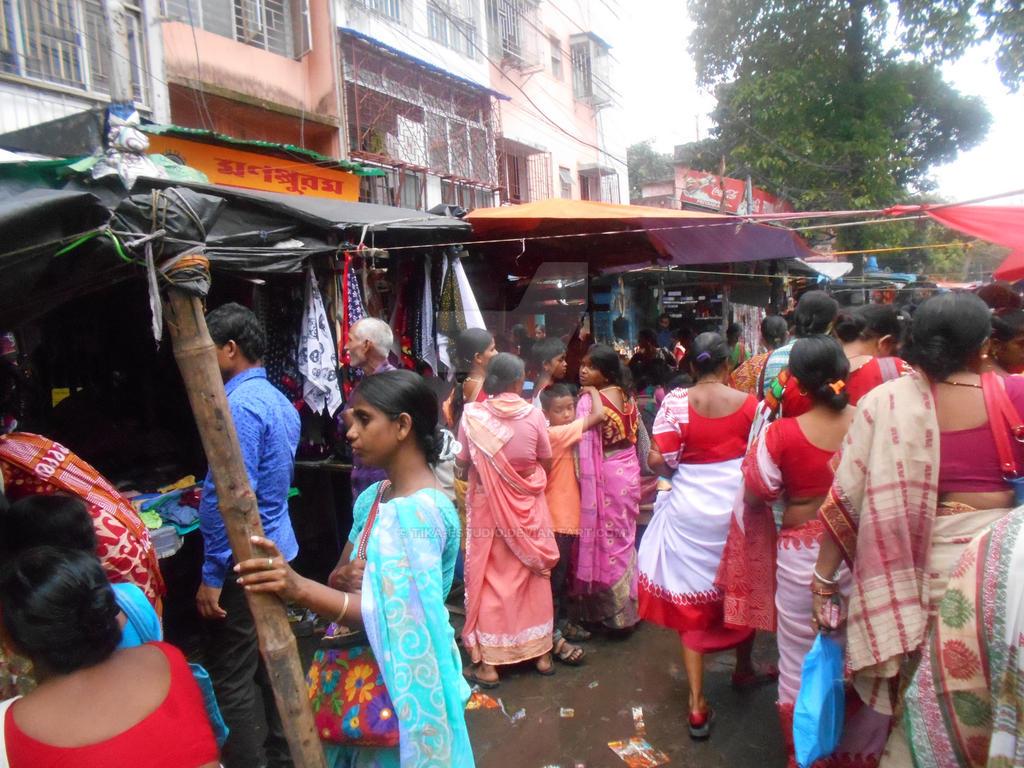 En Kolkata-Bienvenido a Kalighat by Tika-estudio